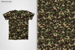 British Polygon Polygon Camouflage Product Image 6