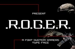 Roger Product Image 1