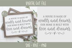 Farmhouse Sign Bundle Vol. 2 - SVG, DXF & PNG - 8 Designs Product Image 4