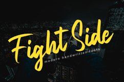 Fight Side Product Image 1