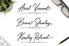 Slender Signature Font Product Image 2