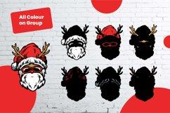 Christmas SVG, Christmas Santa Product Image 2