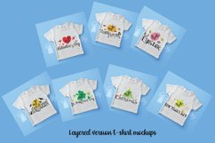 Baby milestone svg bundle, Baby's first Canada holidays, my Product Image 3