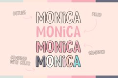 Monica Font Duo Product Image 4