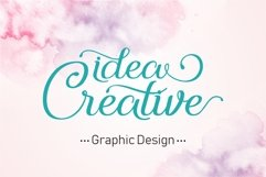 Oh Darling | Lovely Calligraphy Font Product Image 2