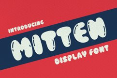Mitten Font Product Image 1