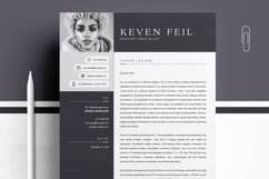 Professional Resume / CV Template Product Image 4
