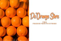 Orange Blossom Product Image 5