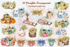 Amazing Pumpkins Watercolor Set Product Image 6