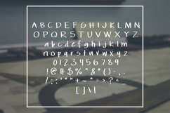 Classic Architect - a slightly distressed handwritten font Product Image 2