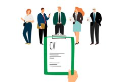 Recruitment,HR choose employees Product Image 1