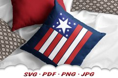 American Flag 4th Of July SVG Cut Files Product Image 6