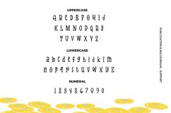 Beryta Font Product Image 5