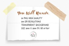 Watercolor Thanksgiving Gnome Clipart, Turkey Gnome Clipart Product Image 2