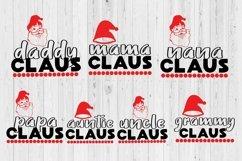 Christmas Family Matching tee svgs, Christmas svg bundle Product Image 6