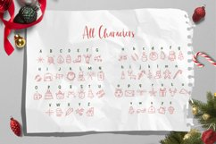 Christmas Doodle Font Product Image 3