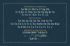 Brinata Font Product Image 5