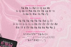 Pink Marbles Font Product Image 5