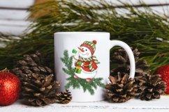 Elf kit watercolor,Christmas clipart,Santa's Helpers Png,jpg Product Image 6