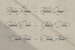La Monte Calligraphy Font Product Image 6