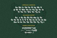 Jushoa Font Product Image 5