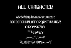 Quenione Unico - cool and trendy sans serif font Product Image 3