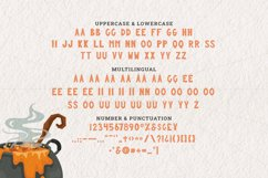 BUSTER Font Product Image 5