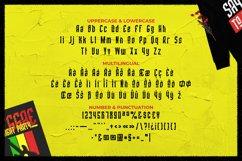 Rastafara Font Product Image 5