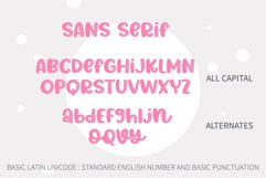 Hello Sunshine - A perfect pair font duo Product Image 6
