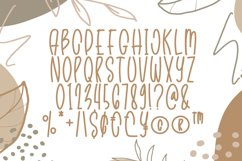 Dream Morning - Cute Display Font Product Image 4