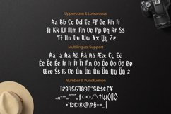 BlackCatcher Font Product Image 4