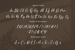 Foundation - Signature Font Product Image 5