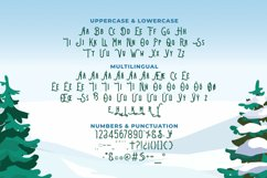 Winter Bear Font Product Image 4