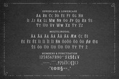 OPIGEONA Font Product Image 5