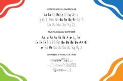 Bleckadot Font Product Image 2