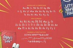 Lunatico Font Product Image 4