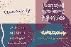 The Sweet Font Bundle Product Image 5