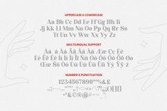 Princeton Font Product Image 4