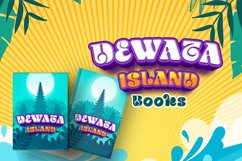 Groovy Summer Font Product Image 4