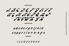Rageside Font Product Image 3