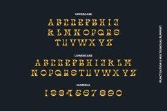 NOSIELA Font Product Image 4