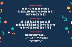 Munster Font Product Image 5