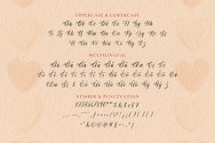 Lemilove Font Product Image 5