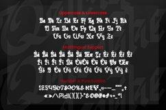 Qalcighe Font Product Image 5