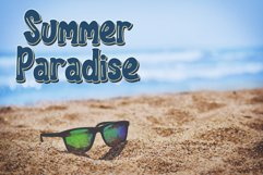 Summer Holiday - Playful Font Product Image 6