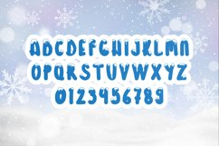 Snowman - Fun Display Font Product Image 4