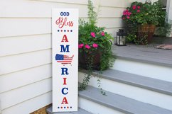 4th of july svg bundle, 4th of july porch sign Product Image 6