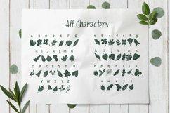 LeafDingbat Font Product Image 4