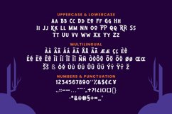Darknes Font Product Image 3