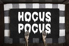Bloodred / Spooky Halloween font Product Image 6
